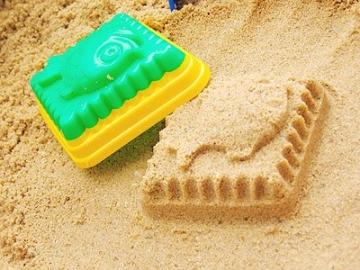 Sandform 25 kg Spielsand TÜV geprüft TOP Qualität Quarzsand