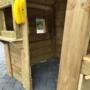 Fatmoose Spielhaus HippoHouse Heavy XXL aufbau 14