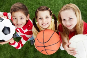 Ballsport für Kinder