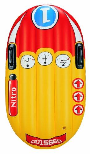Abbildung Surfbrett Bestway 52113B - Wasserrutsche für Kinder  488 cm mit 2 Surfbrettern