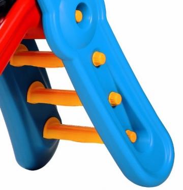 BIG Rutsche, Big-Fun-Slide 56710 Detailaufnahme Leiter