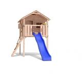 FRIDOLINO Baumhaus Spielturm Stelzenhaus
