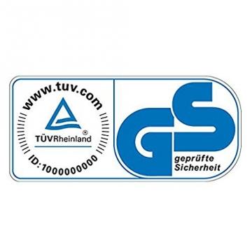 TÜV+GS-Zeichen HUDORA - Schaukelgestell 64018 HD 200