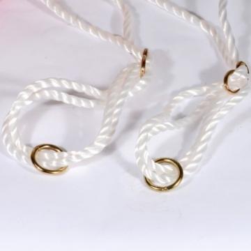 Detailfoto Seile der HUDORA - Babyhochschaukel