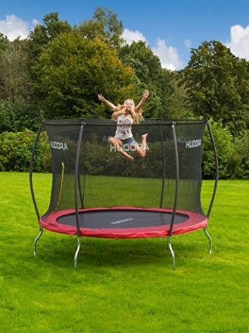 hudora gartentrampolin fantastic 400 garten kids. Black Bedroom Furniture Sets. Home Design Ideas