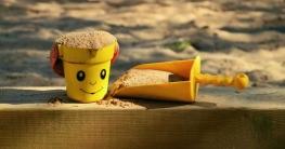 Braucht man am Sandkasten ein Dach
