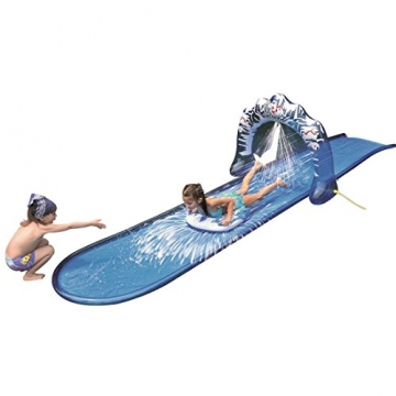 Jilong Rutschbahn- Ice Breaker Waterslide