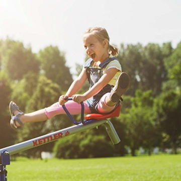 Kettler 8310-100 - Karussellwippe / Gartenwippe Bild mit Kind