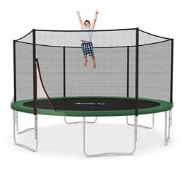 xxl trampolin tests bzw preisvergleiche incl der. Black Bedroom Furniture Sets. Home Design Ideas