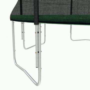 Detailaufnahme Standfuß Original Ampel 24 Trampolin bis 160 kg