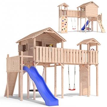 Ponticulus Spielturm Stelzenhaus