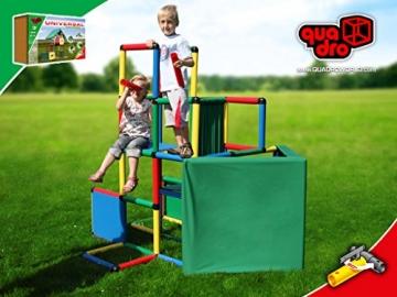 Quadro Klettergerüst Xxl : Quadro universal baukasten ▷▷▷garten kids.com
