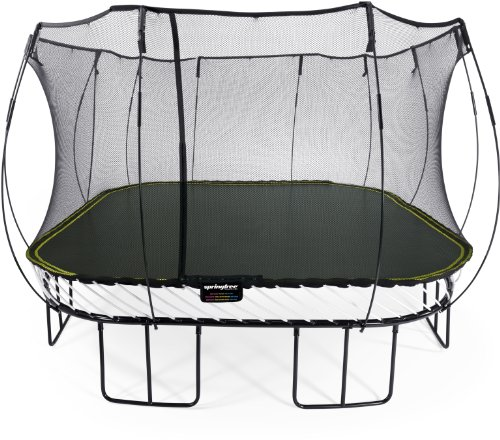 springfree s155 jumbo xxl trampolin. Black Bedroom Furniture Sets. Home Design Ideas