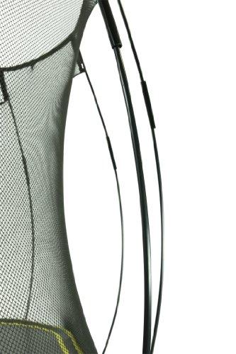 Springfree S155 - Jumbo Ø 400cm x 400cm reine Sprungfläche Detailsufnahme Netzhalterung