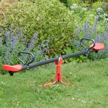 Ultrasport Karussell Wippe Rumpelstilzchen Foto im Garten