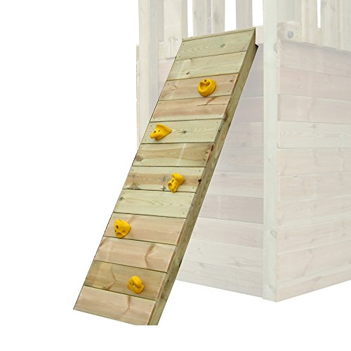 wickey spielturm climber kletterwand garten kids. Black Bedroom Furniture Sets. Home Design Ideas